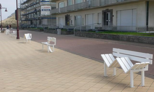 Modified Benches – Fubiz™