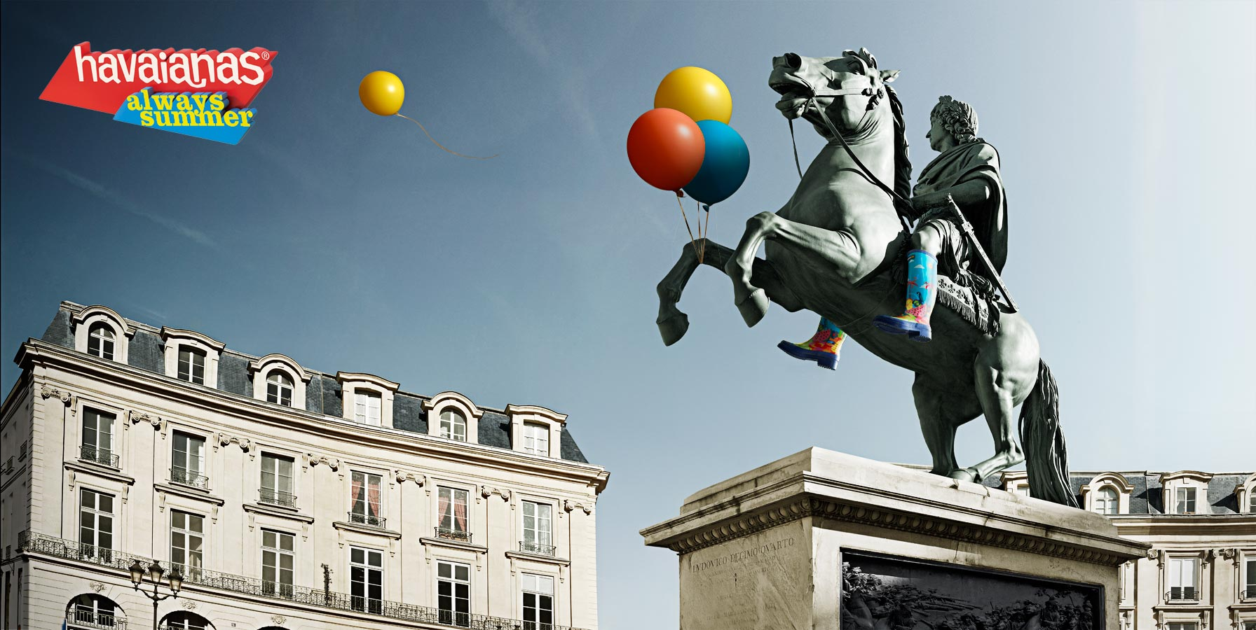 "Havaianas Europe: Statue, 1 | Ads of the Worldâ""¢"