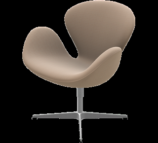 "Swanâ""¢ - 3320, Swan Chair, easy chair - Fritz Hansen"
