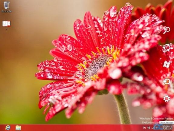 New Windows 8 Leaked Wallpapers and Leaked Screenshots