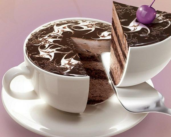 coffee,chocolate coffee chocolate cake sweets morning life photomanipulations 1280x1024 wallpaper – Coffee Wallpaper – Free Desktop Wallpaper