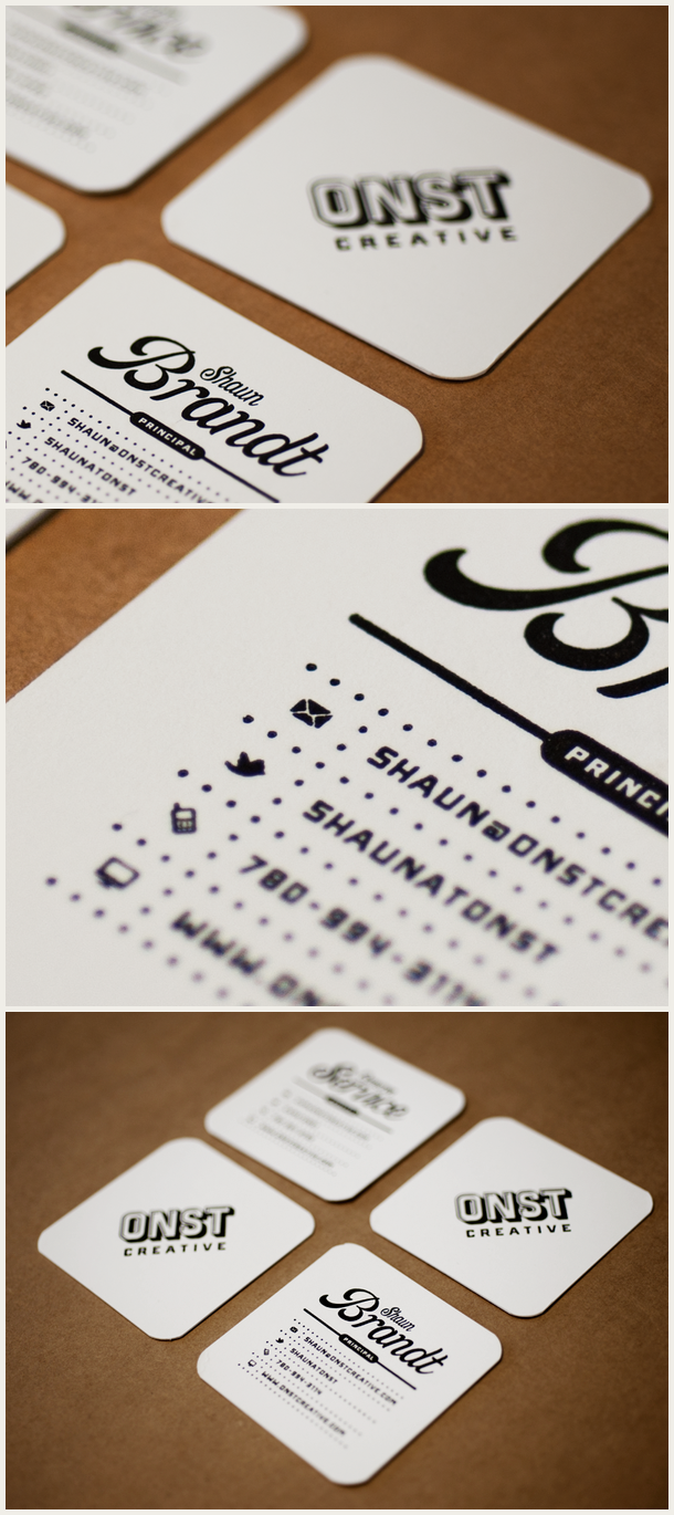 20 Fresh Business Card Inspirations