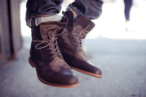 Fashionable Men S Winter Boots | Santa Barbara Institute for