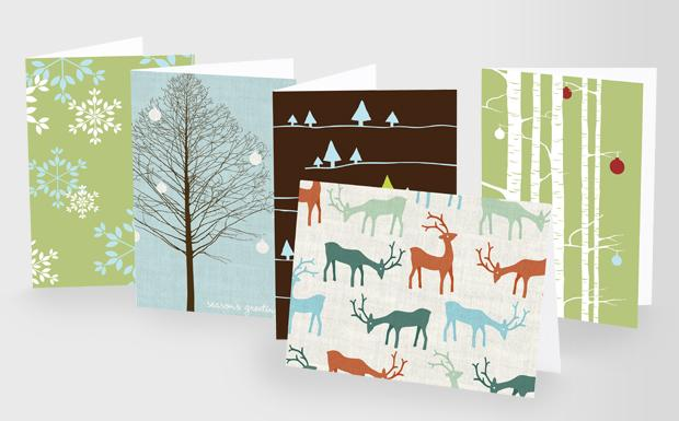 MOO Christmas Cards | Design and print personalised Christmas Cards | moo.com
