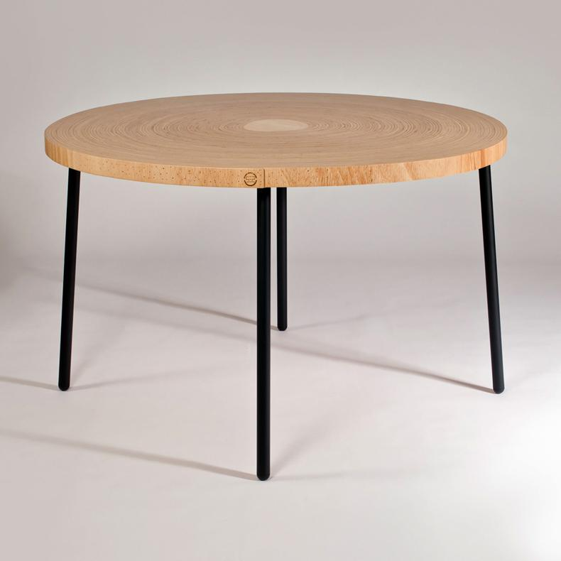 Twisted Table / Erwin Zwiers | Design d'objet
