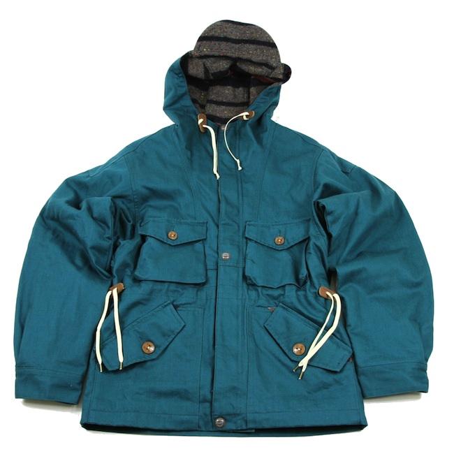 Garbstore Parka Jacket discount sale voucher promotion code | fashionstealer