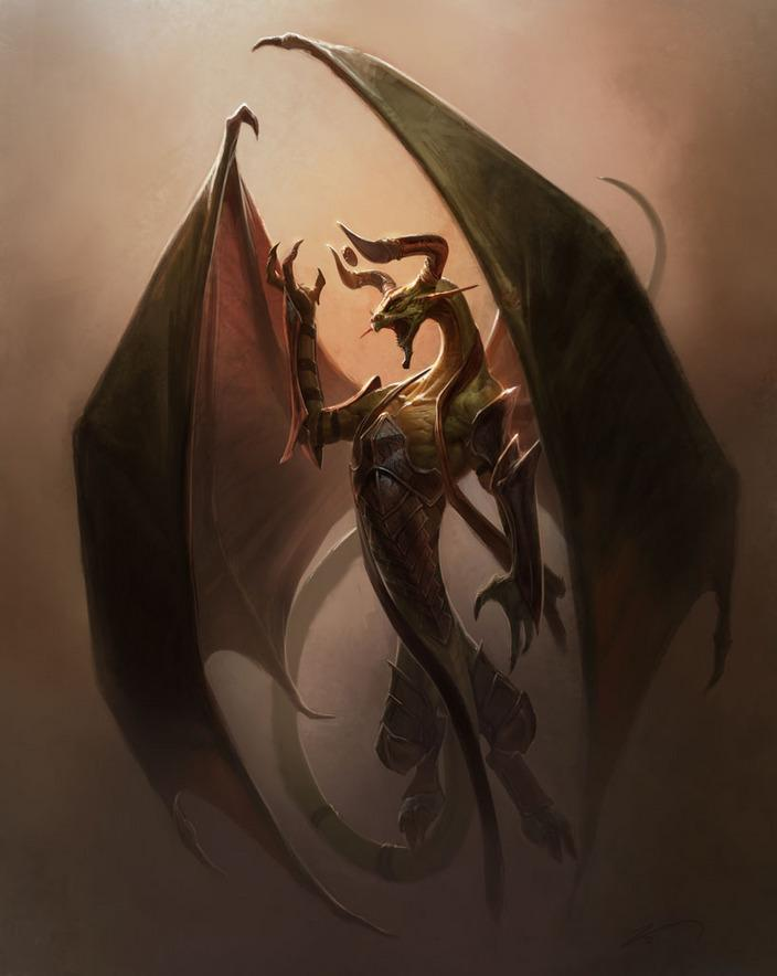 Nicol Bolas by cannibalcandy - Izzy - CGHUB