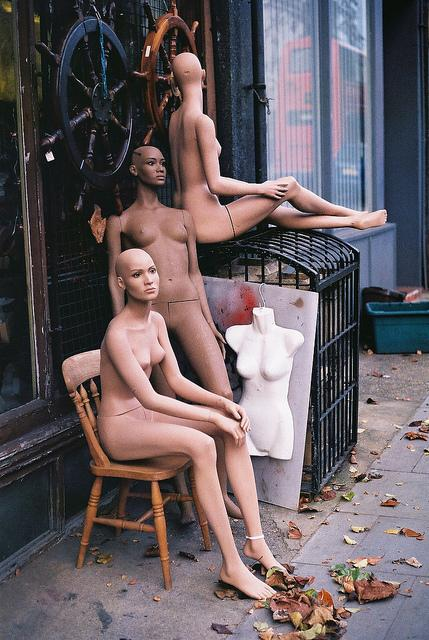 Mannequins | Flickr - Photo Sharing!