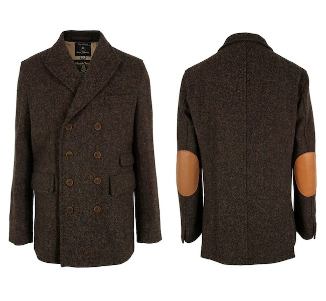 NIGEL CABOURN HARRIS TWEED | COGGLES 15% PROMO CODE | fashionstealer