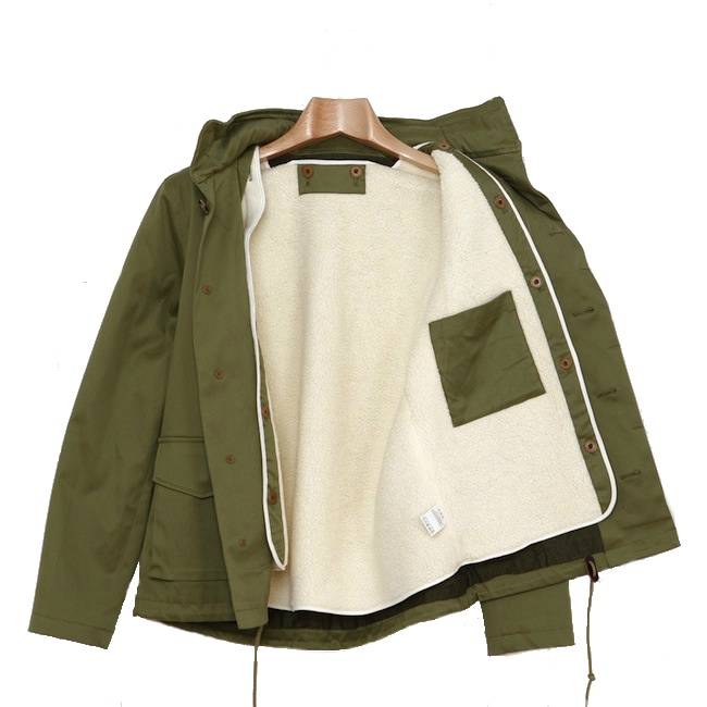 APC Military M65 Jacket discount sale voucher promotion code | fashionstealer