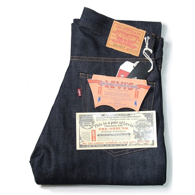 Levis Vintage 505 1967 discount sale voucher promotion code | fashionstealer