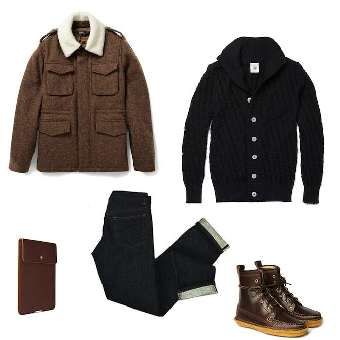 APC SNS Quoddy Mr Porter sale voucher discount promotion code | fashionstealer