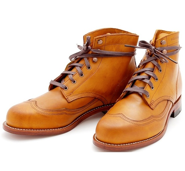 Wolverine 1000 Mile Boots discount sale voucher promotion code | fashionstealer
