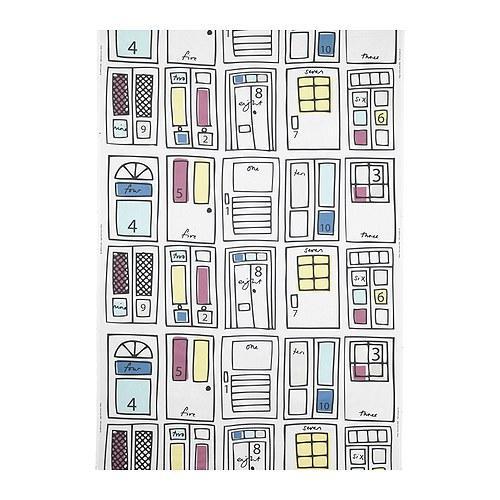 BRITTEN DÖRR Fabric - IKEA