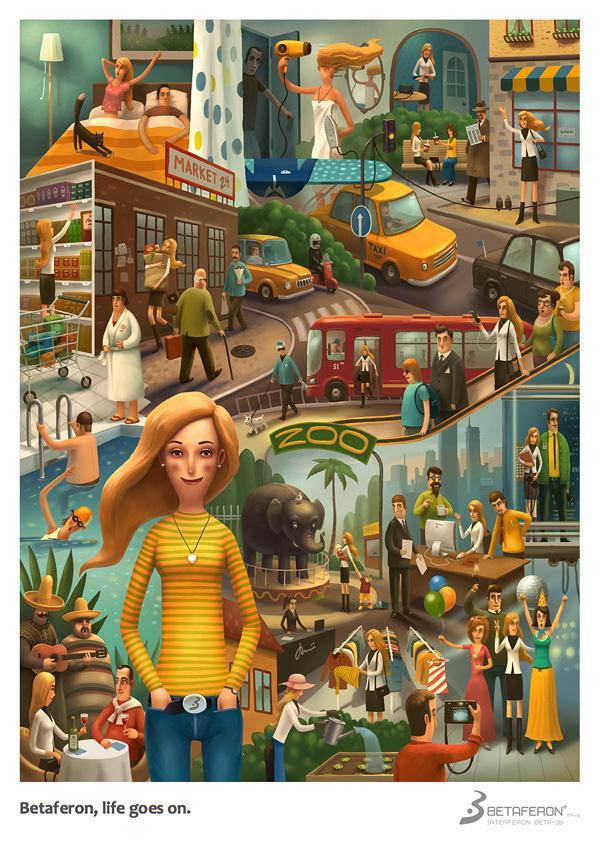 Illustration Mix 2012