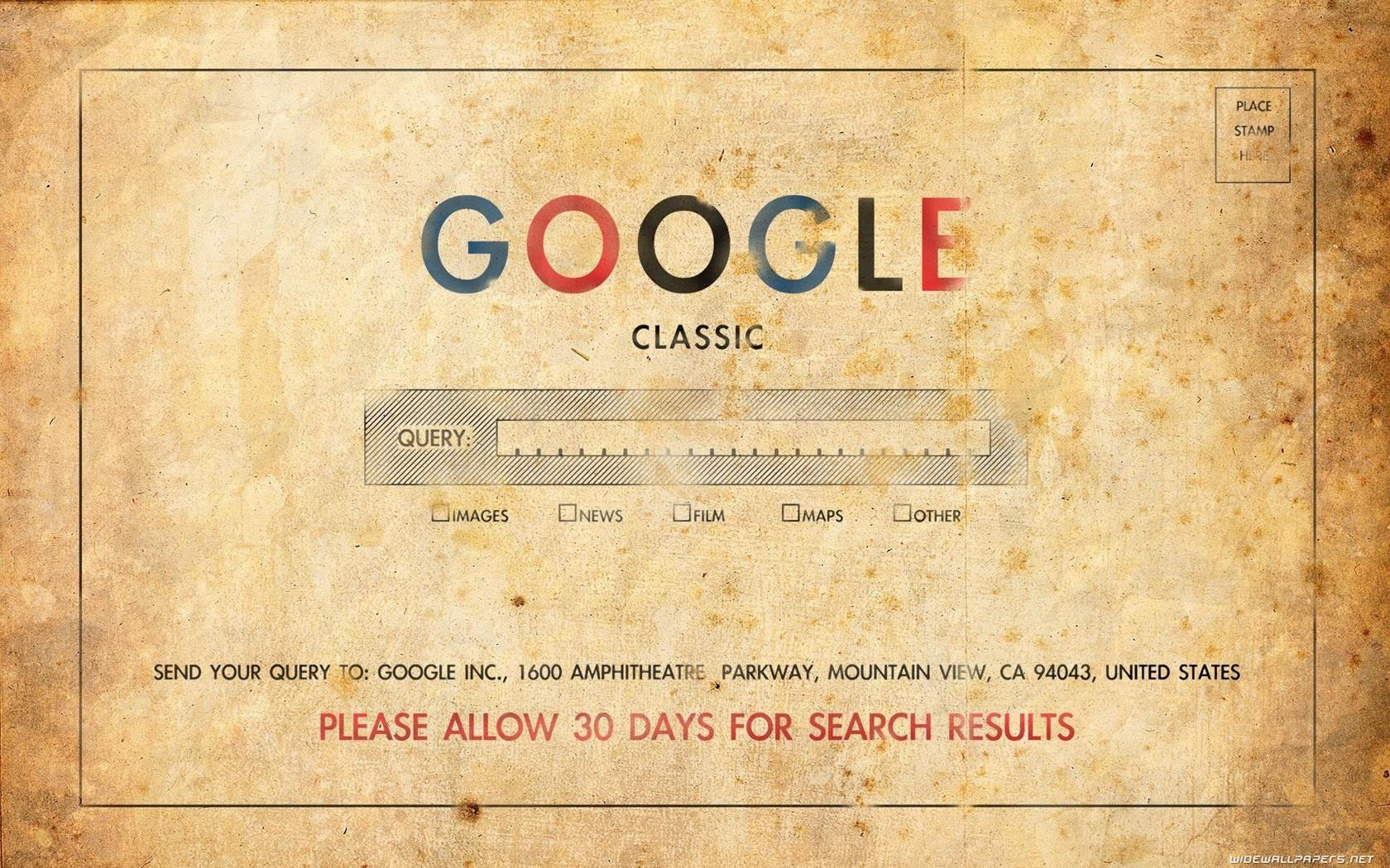 retro Google classical web postcards fun - Wallpaper (#1036104) / Wallbase.cc