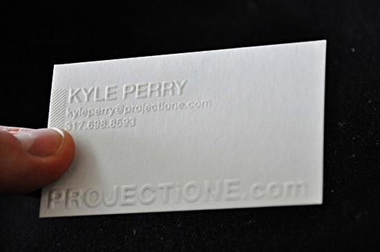 Letterpress Business Cards | CardRabbit.com - Part 10