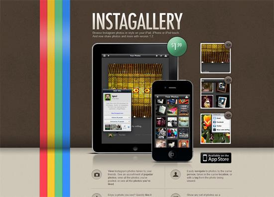 30 Beautiful iOS App Website Designs for Inspiration