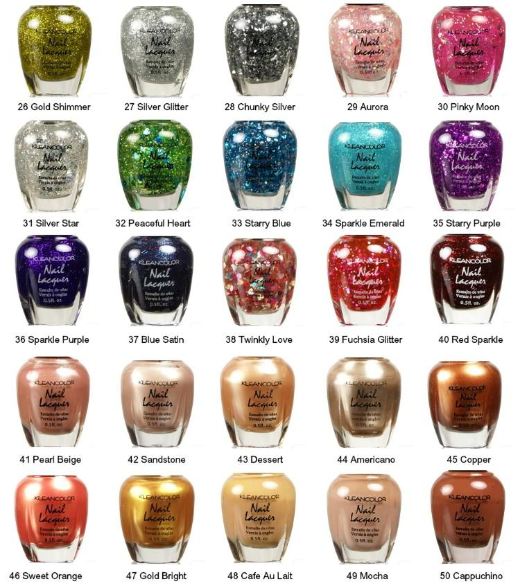 KLEANCOLOR Nail Lacquer #91731 on Wookmark