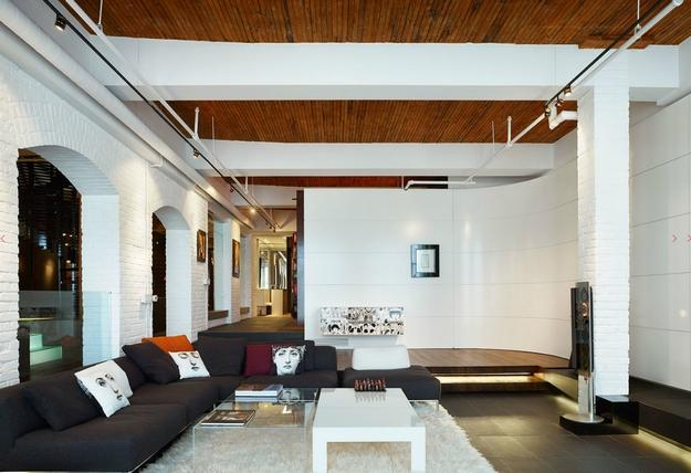 Penthouse at the Candy Factory Lofts   Interior Design and Architecture blog magazine - Let me be inspired, Get inspired from different interior design and architecture.