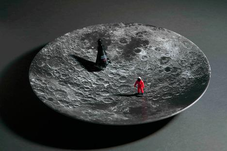 Space Bowls by Sebastian Errazuriz