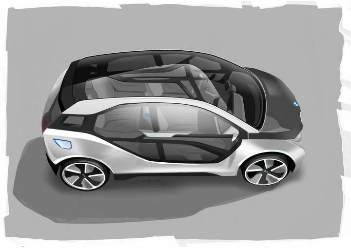 BMW i design DNA - Car Body Design