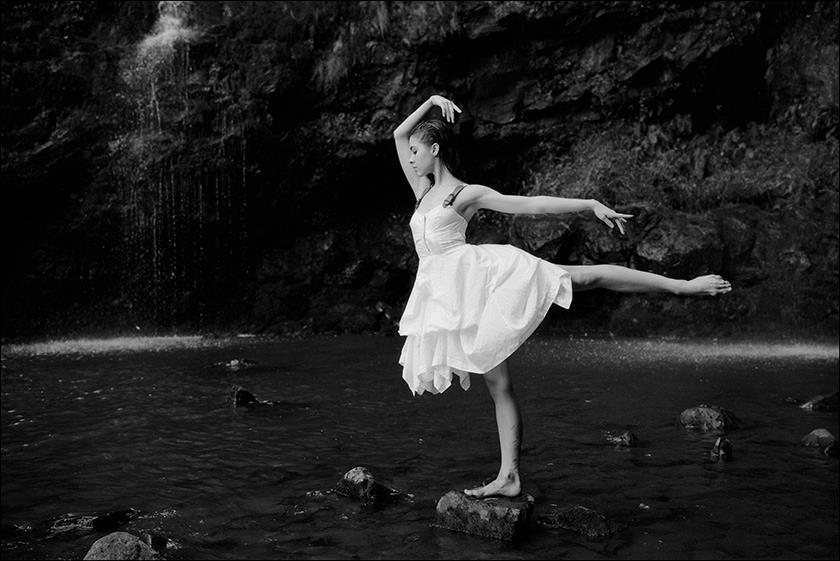 Ballerina Project in Hawaii