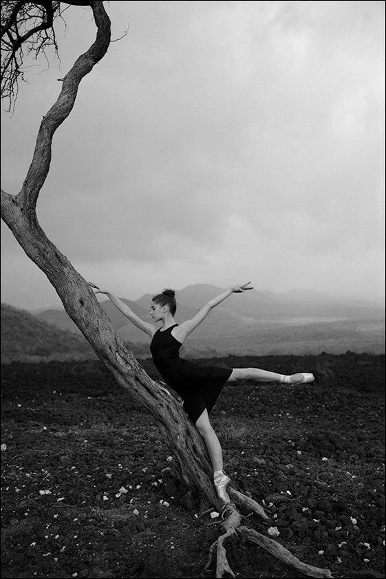 Ballerina Project in Hawaii