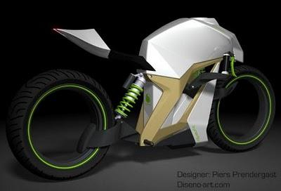Kawasaki Ninja: Unique Motorcycle Design 13