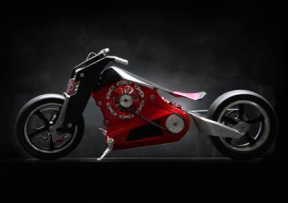 ZEVS Electric Custom Chopper Motorcycle Design | Furniture, Architecture, Gadget, Industrial Design - Syahdiar Daily Picks Design