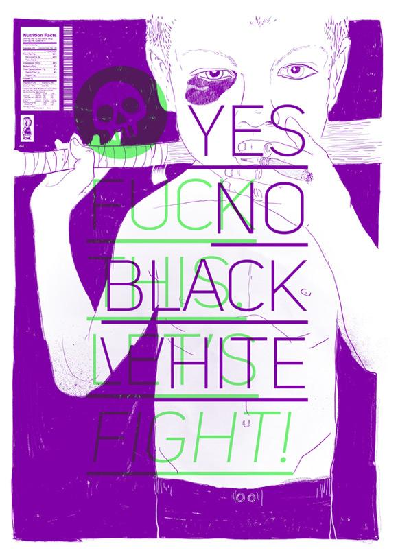 YONIL.com — v.2.0 — Illustration & Graphic Design by Jonathan Lax: