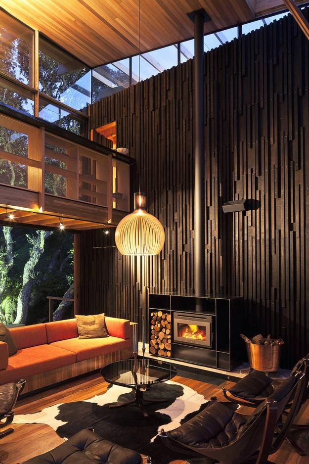Under Pohutukawa House by Herbst Architects | Interior Design and Architecture blog magazine - Let me be inspired, Get inspired from different interior design and architecture.
