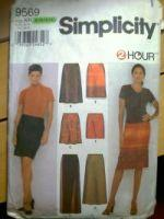 unsewing & sewing an old favorite: Simplicity #9569 – wrdnrd.net