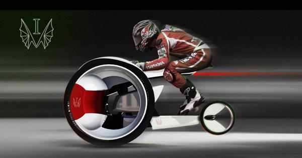 Monobike by Ilia Vostrov » Yanko Design