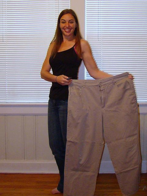 Laura and her Fat Pants | Flickr - Photo Sharing!