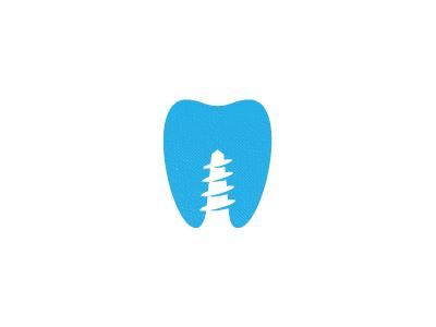 Dental Implants Guide Logo by Sean Farrell