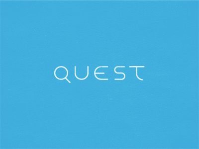 Quest Logotype by Sean Farrell