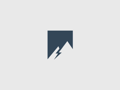 Blue Mountain Electric Logo by Sean Farrell