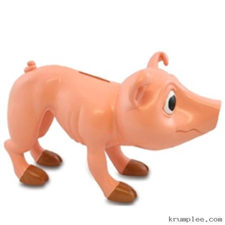 Krumplee - Starving Piggy Bank