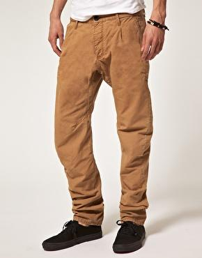 Religion | Religion Twisted Leg Chinos at ASOS