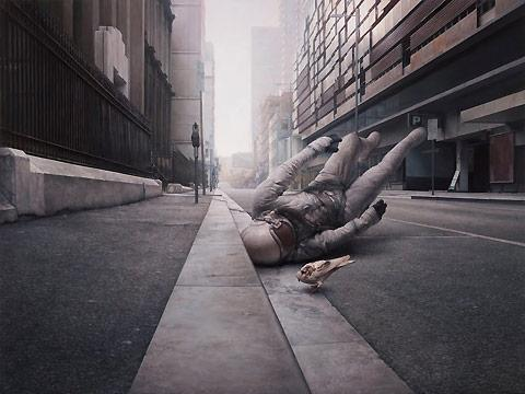 Hyper realistic art by Jeremy Geddes — Lost At E Minor: For creative people