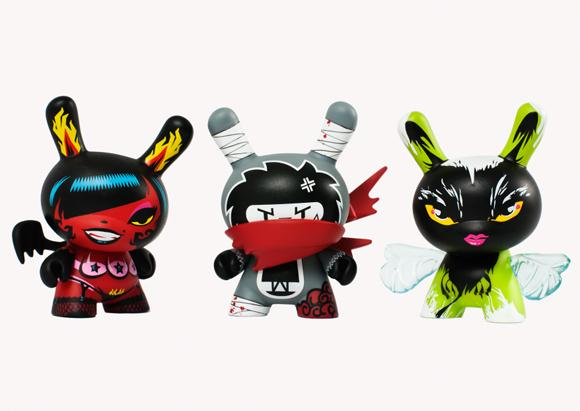 Product Preview – Dunny Series 2012 | Kidrobot Blog