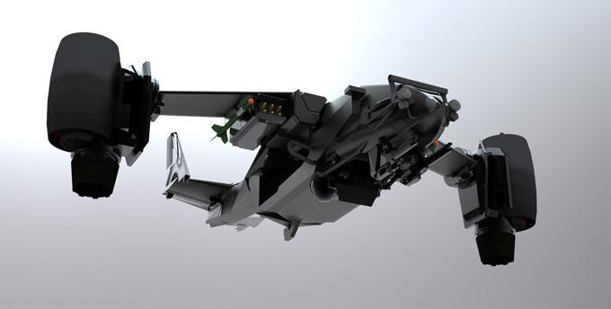 Concept Art World » Iron Sky Concept Art by Jussi Lehtiniemi