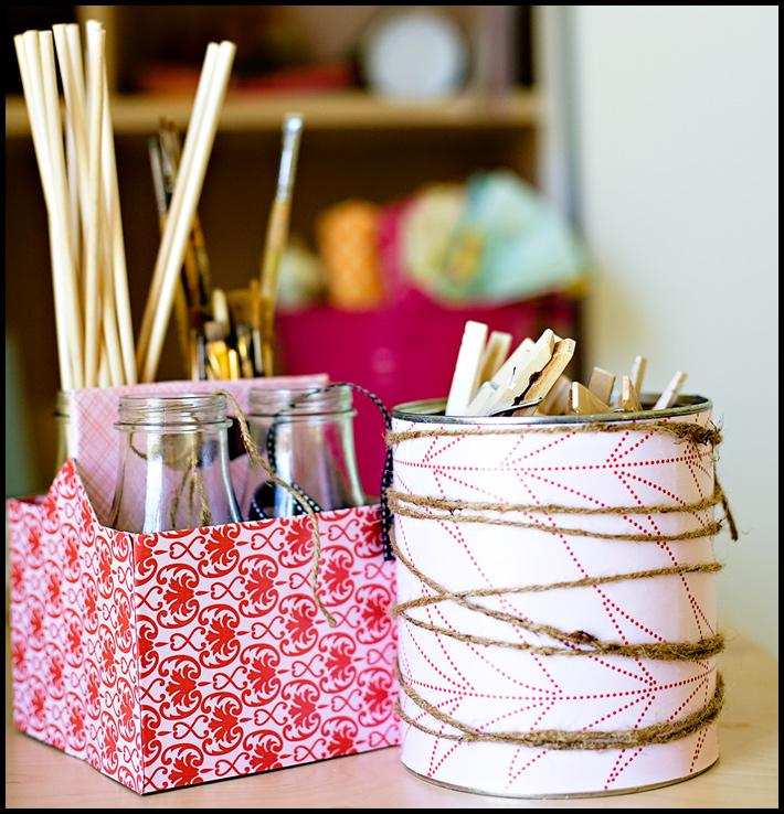 DIY {craft organizers} » ashleyannphotography.com