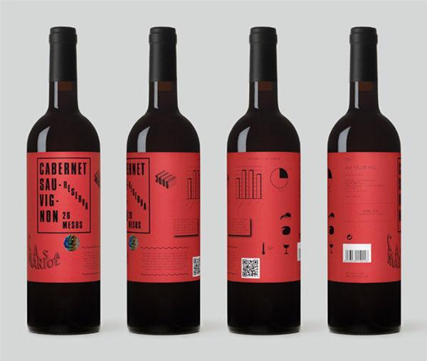 Vinhos e Mais Vinhos: Design de rótulos: a arte de seduzir o consumidor de vinhos!