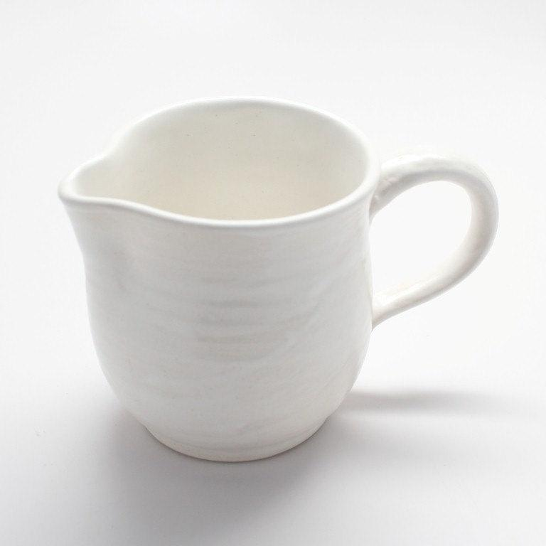 Creamer or Small Pitcher by MountainMudBabies on Etsy