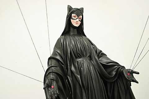 Religious icons given a Superhero makeover — Lost At E Minor: For creative people
