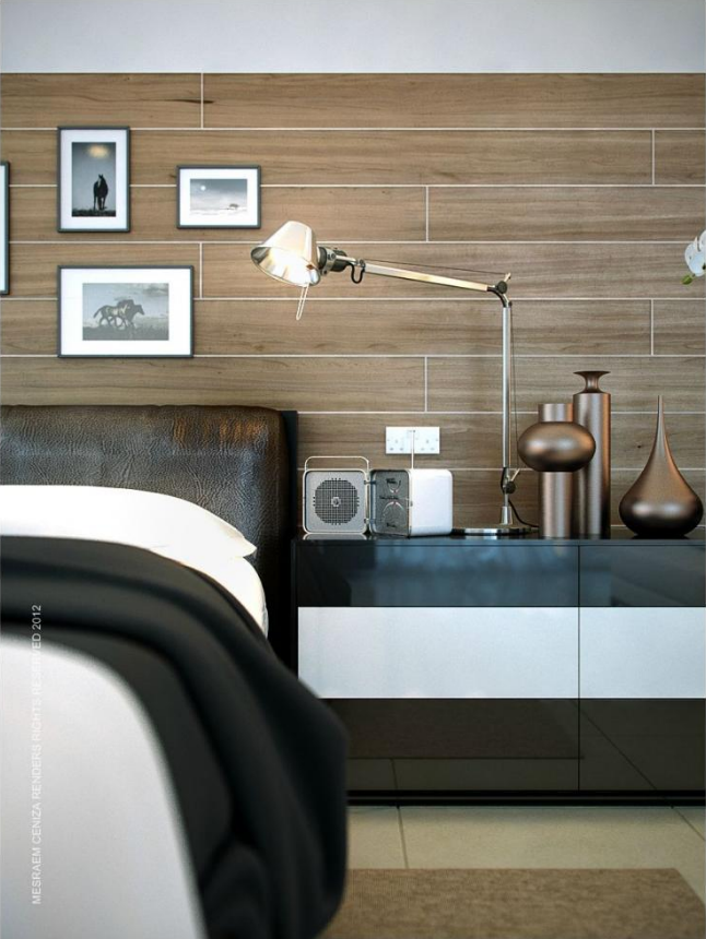 3d Bedroom Interior by Mesraem Ceniza   showme design