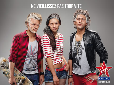 La nouvelle campagne pub Virgin Radio censurée à Clichy - Virgin Radio