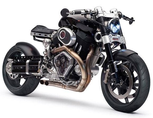 Monkee Design - Industrial Design Blog/ Student Resource - Confederate X132 Hellcat Bike